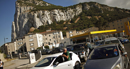 Britain threatens Spain with legal action on Gibraltar