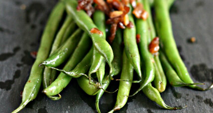 5 tips for tasty vegetables and an umami-laden green bean recipe