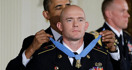 Medal of Honor recipient describes 'invisible wounds' of PTSD