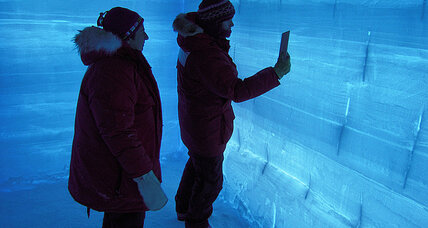 New Antarctic ice core reveals secrets of climate change