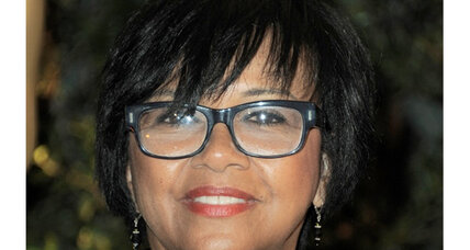 Cheryl Boone Isaacs is elected Academy of Motion Picture Arts and Sciences president