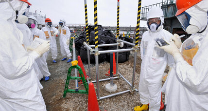 Fukushima nuclear emergency stands, 2 years after quake