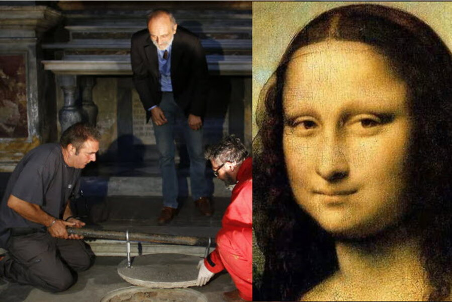 Decoding Mona Lisa Have Archaeologists Found The Face Behind The