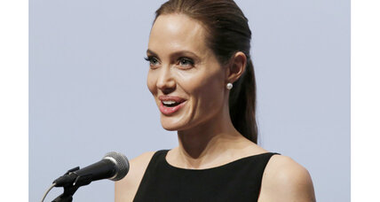 Maleficent Angelina Jolie: The star talks her new film at Disney's D23 Expo