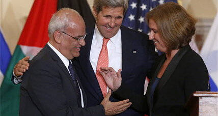 Middle East talks: To turn things around, Kerry trying an about-face