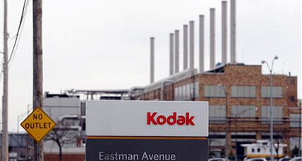 Kodak bankruptcy: Can 'failed company' find new Kodak moment?