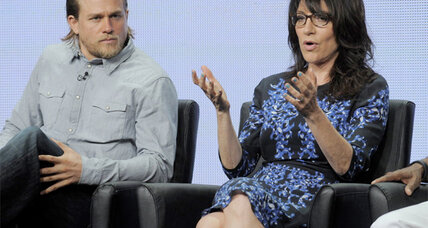 Katey Sagal discusses the new 'Sons of Anarchy' season at Comic-Con