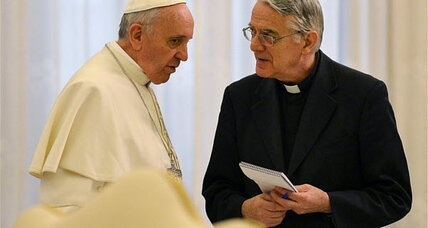 Pope Francis gives watchdogs more authority over Vatican bank