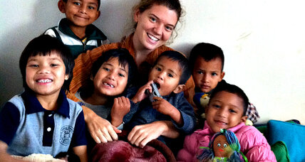 Maggie Doyne went from high school graduate to surrogate mother of 40 in Nepal