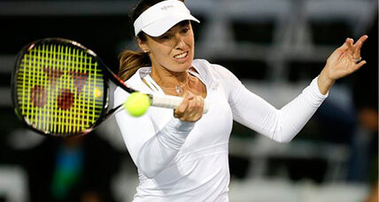 Martina Hingis: Her second comeback wows the crowds