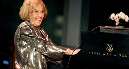 Marian McPartland, jazz legend, dies