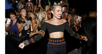 Miley Cyrus, Justin Timberlake generate the most buzz at the VMAs