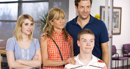 'We're the Millers' is too bland to be entertaining (+video)