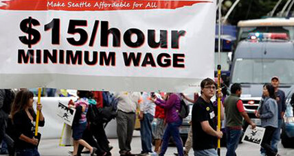 Minimum wage campaign pushing for $15 minimum wage