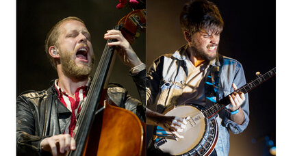 Mumford & Sons bring in comedic star power for new video