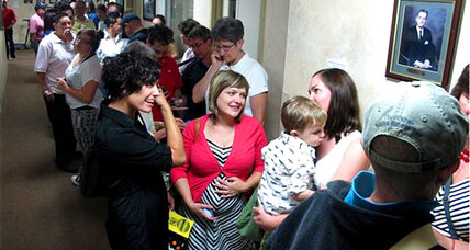 Gay marriage expands across New Mexico