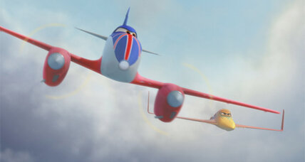 'Planes' doesn't reach the creative heights of a Pixar movie