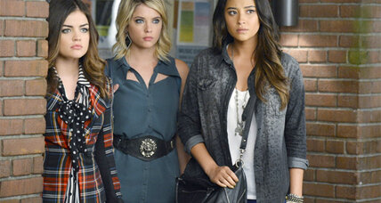 'Pretty Little Liars,' 'American Idol' were the most-tweeted-about TV shows for the first half of 2013