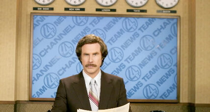 Ron Burgundy will write a memoir