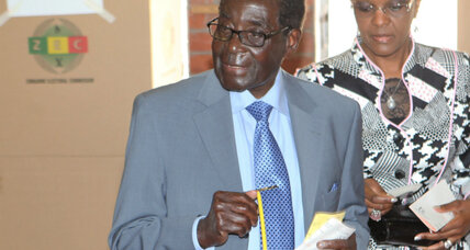 A modest proposal for Zimbabwe's Mugabe