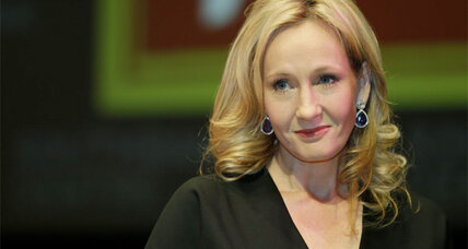 J.K. Rowling: Dumbledore 'was the ... hardest to leave'