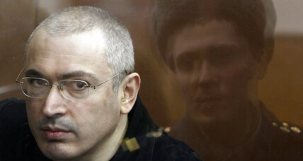 Khodorkovsky still in Russian prison – but not for long?