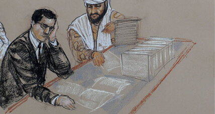 9/11 defendant leaves Guantánamo hearing, citing 'psychological torture'