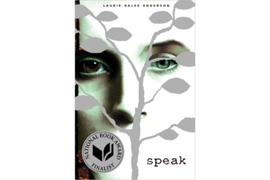 the difficulties of growing up in speak a book by laurie halse anderson Need writing speaking and trust essay use our paper writing services or get access to database of 461 free essays samples about speaking.