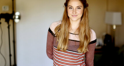 Shailene Woodley donates hair to charity, encourages others to do the same