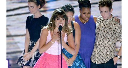 Teen Choice Awards: Lea Michele's dedication, Ashton Kutcher's advice to fans