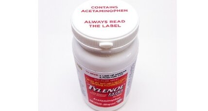 Tylenol warnings: Don't take too much