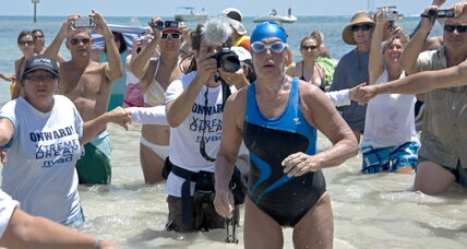 Why Diana Nyad refused to let her 'Xtreme Dream' die (+video)