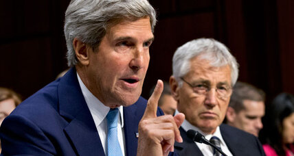Senators warn Kerry: Syria can't become another Iraq (+video)