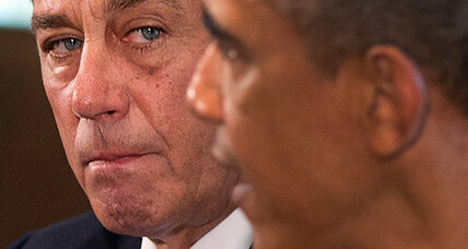 John Boehner backs Obama on Syria. Will rest of GOP follow suit?