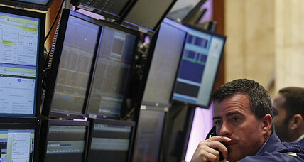Stocks held back by Syria worries