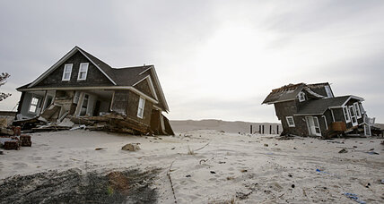How global warming may lessen chance of another superstorm Sandy