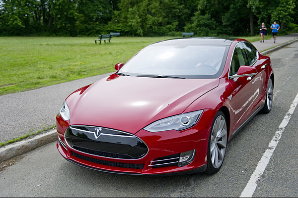 Tesla Motors Goes To Europe