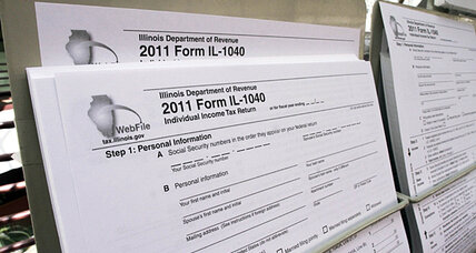 Are some Americans paying income tax they don't owe?