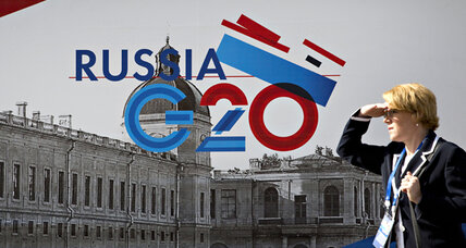 G20 economic summit: It's all about Syria (+video)