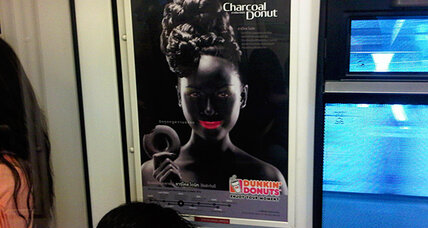Blackface Dunkin' Donuts ad in Thailand brings racism accusation