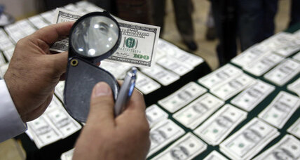 Dollar counterfeiting: Peru is now world No. 1