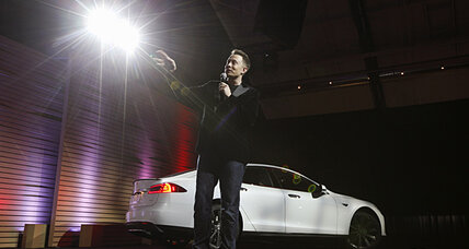 Elon Musk finalizes plans for cross-country Tesla Motors road trip