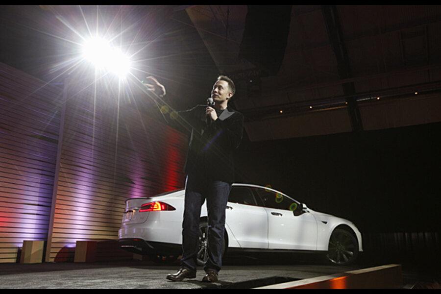 Elon Musk finalizes plans for cross-country Tesla Motors road trip