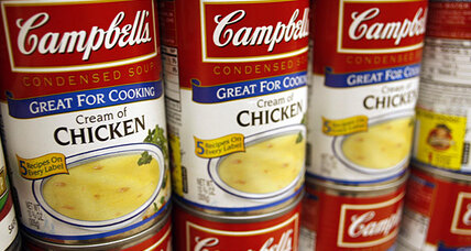 K-Cup soup: finally, chicken noodle from the coffee machine