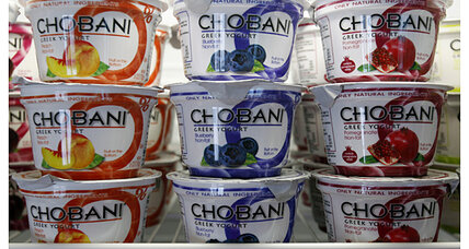 Chobani recall for moldy yogurt now an official recall