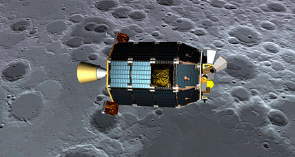 Moon-bound LADEE craft to fulfill NASA goal: communicate with lasers