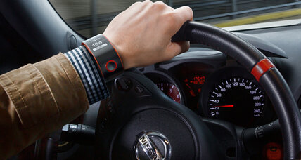 Nissan Nismo: A smart watch for your car