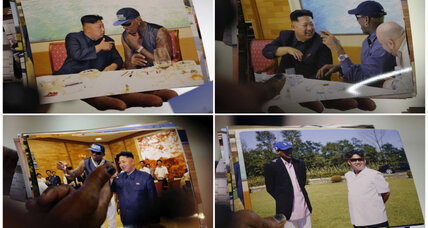 Dennis Rodman returns from North Korea without Kenneth Bae (+video)