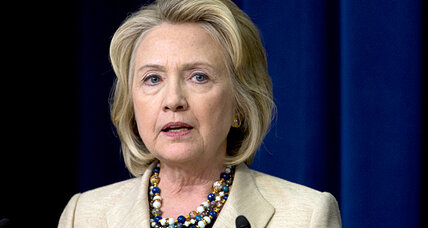 Will Syria crisis harm Hillary Clinton's chances in 2016? (+video)