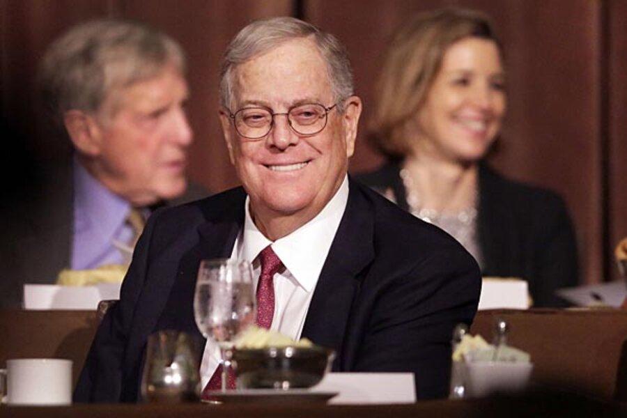 Koch Industries To Buy Molex For 72 Billion Csmonitor